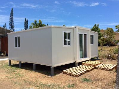 Prefab expandable house manufacturer